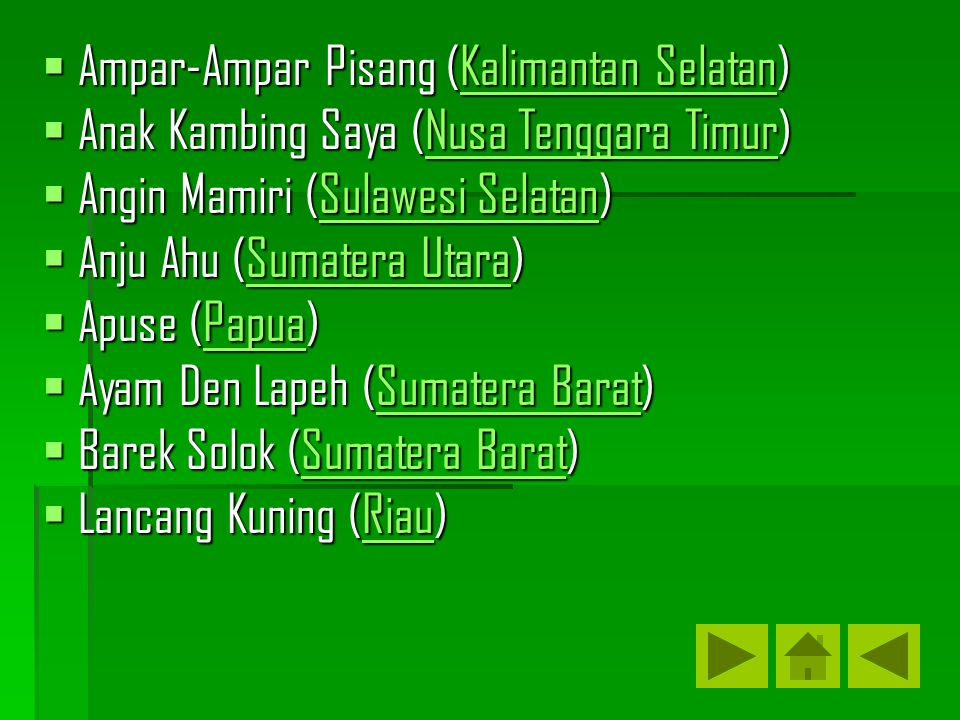 Ampar-Ampar Pisang (Kalimantan Selatan)