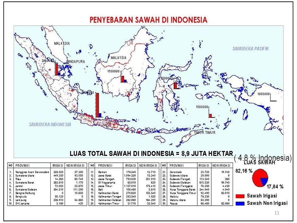 ( 4.8 % Indonesia) nuhfil hanani 11