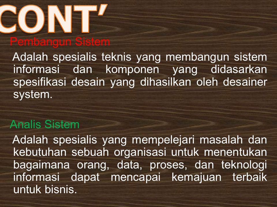 CONT'