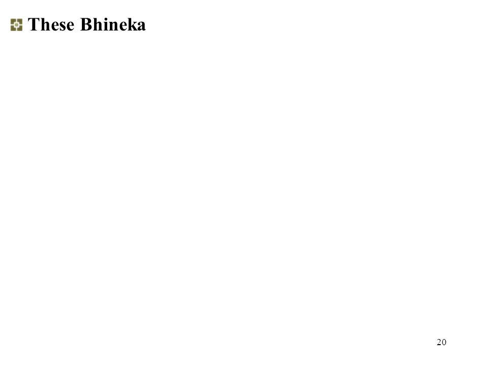 These Bhineka