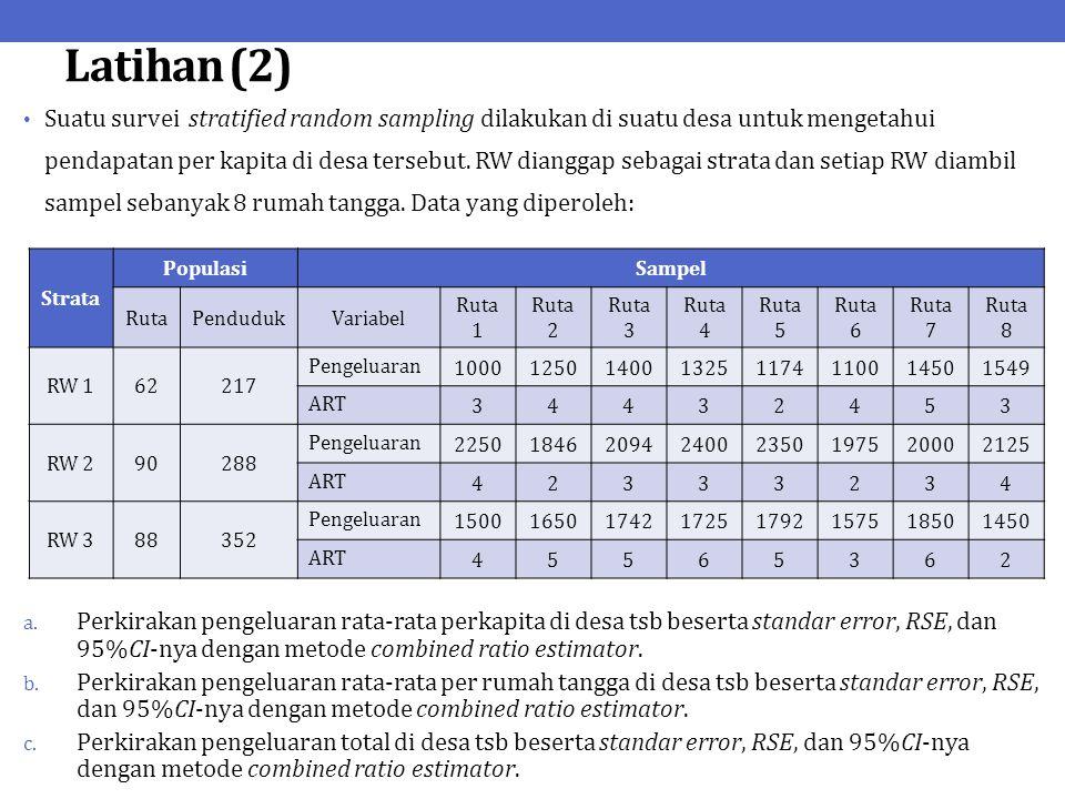 Latihan (2)