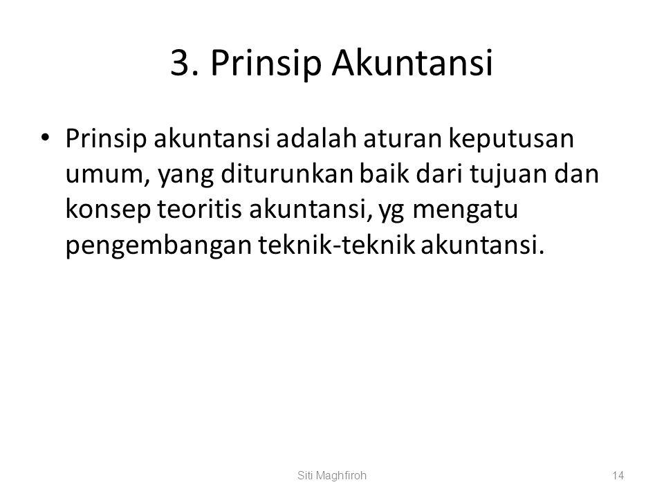 3. Prinsip Akuntansi