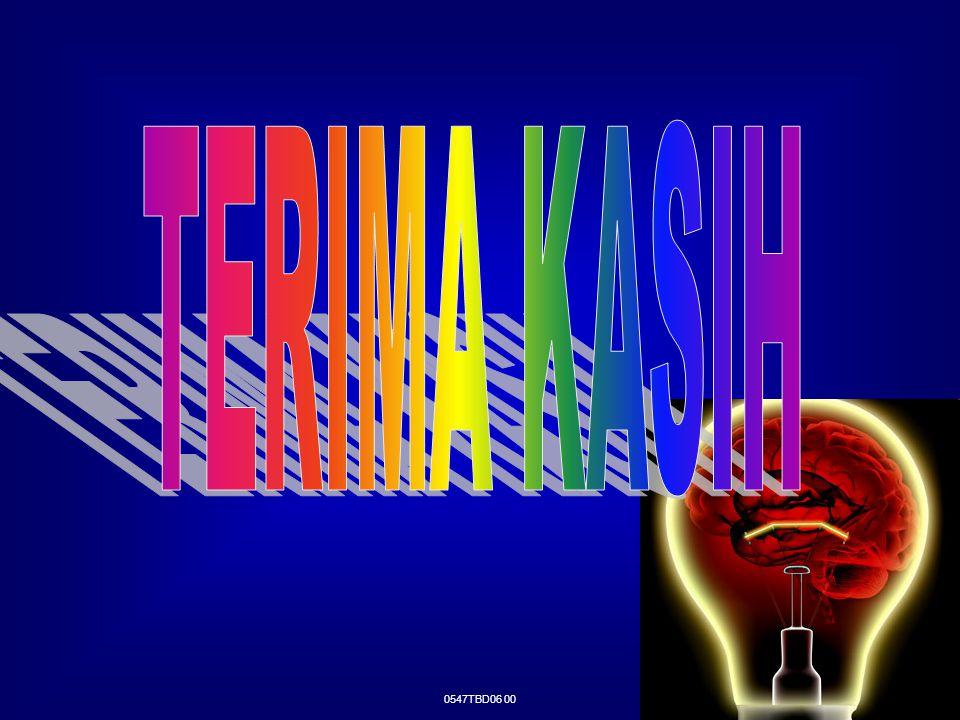 TERIMA KASIH 0547TBD06 00