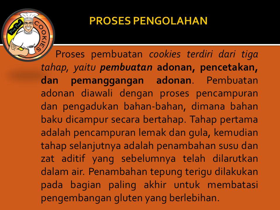 PROSES PENGOLAHAN