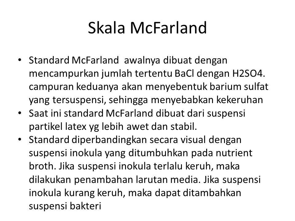 Skala McFarland