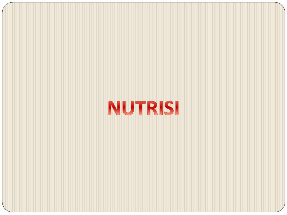 NUTRISI