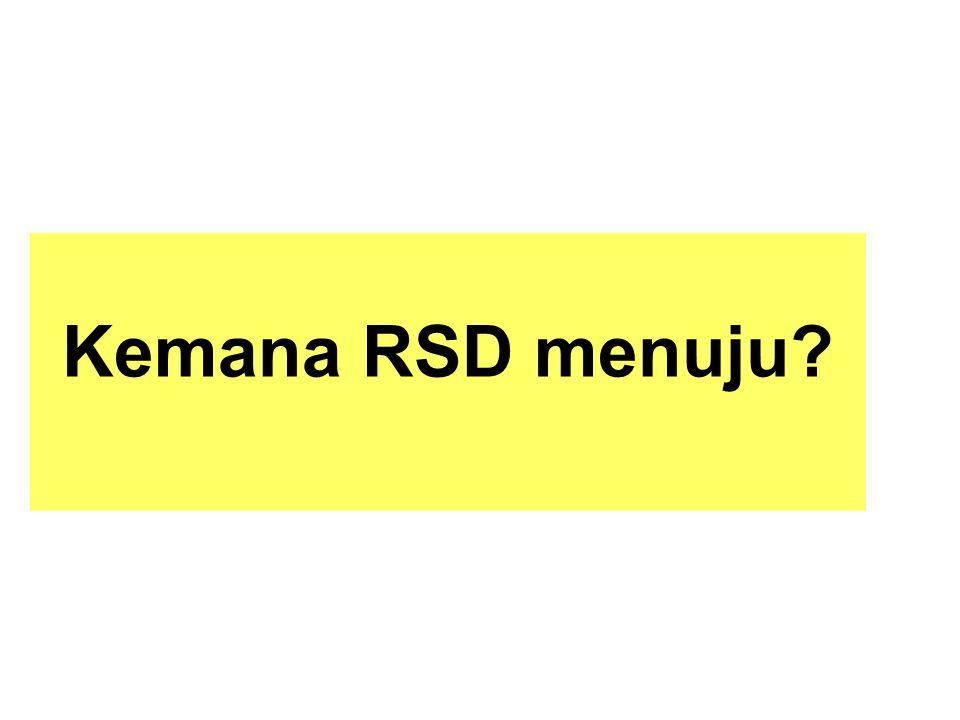Kemana RSD menuju