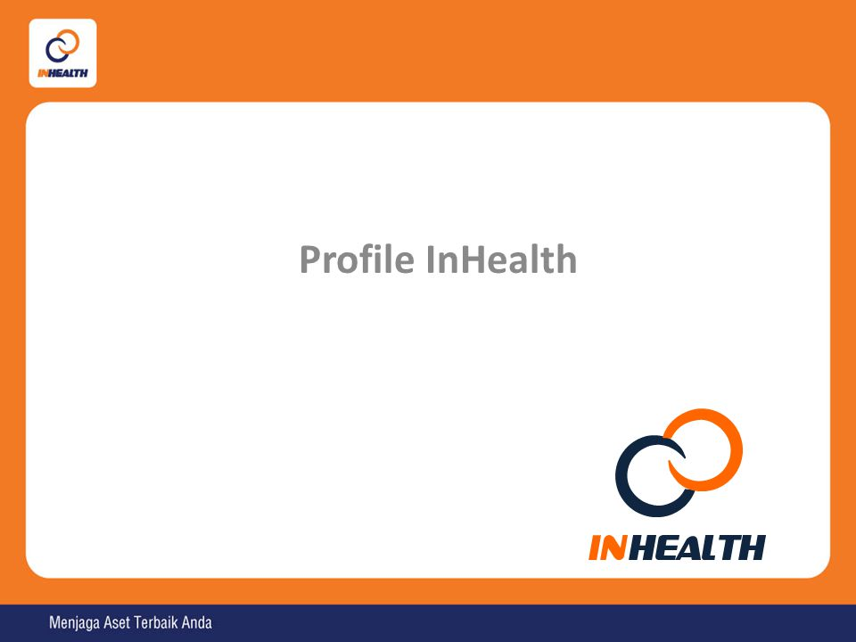 Profil InHealth Profile InHealth