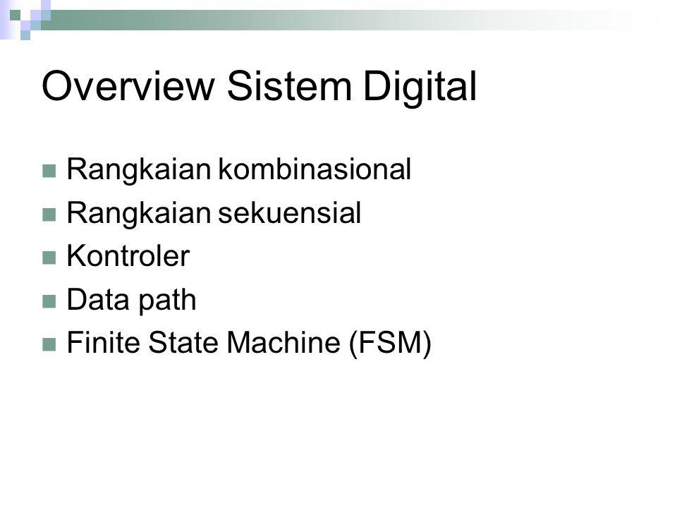 Overview Sistem Digital