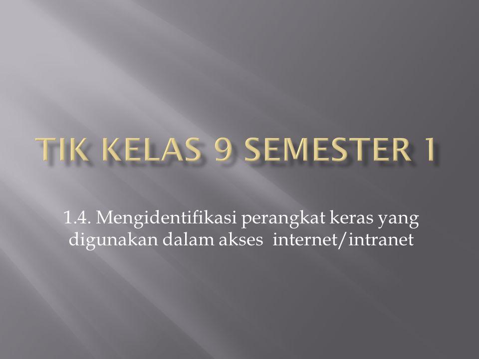 TIK KELAS 9 SEMESTER 1 1.4.