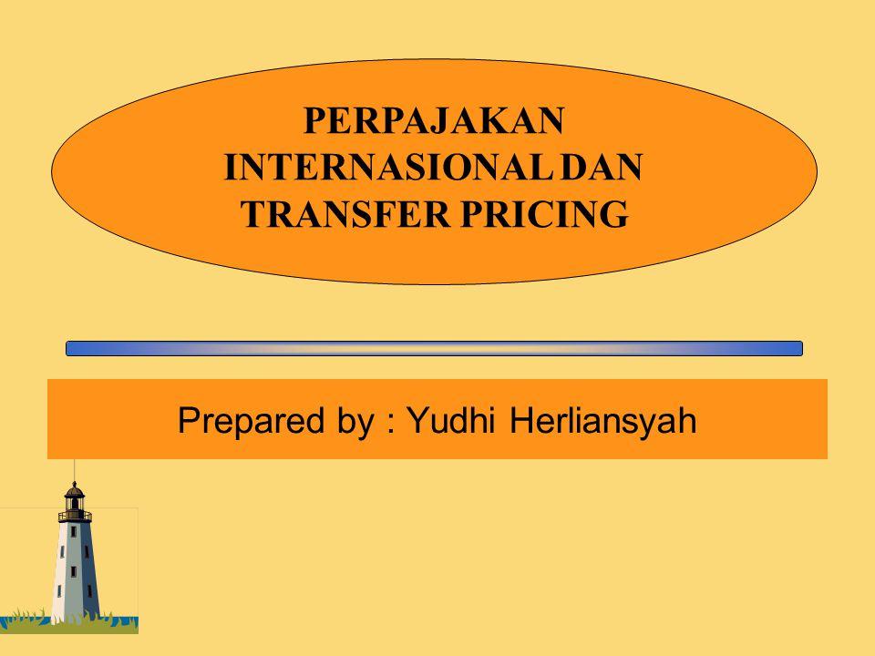 Prepared by : Yudhi Herliansyah