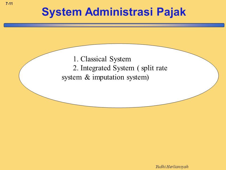 System Administrasi Pajak