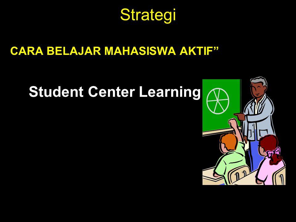 CARA BELAJAR MAHASISWA AKTIF Student Center Learning