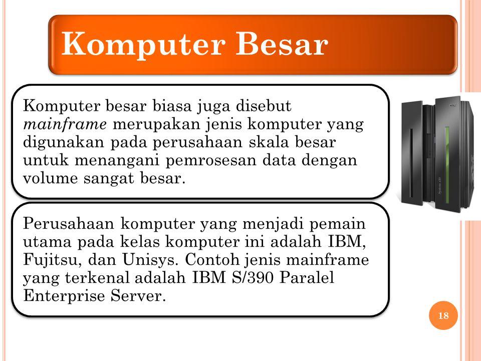 Komputer Besar