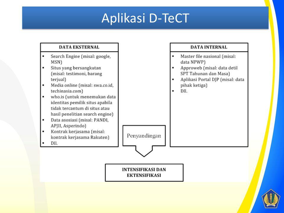 Aplikasi D-TeCT