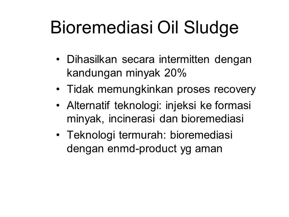 Bioremediasi Oil Sludge