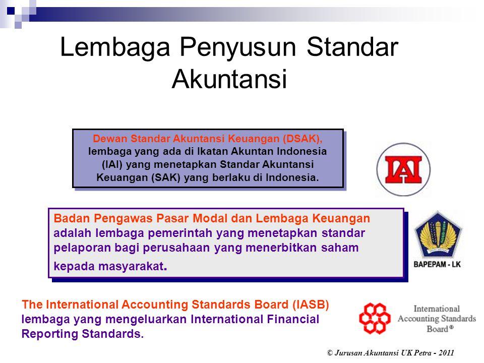 Lembaga Penyusun Standar Akuntansi