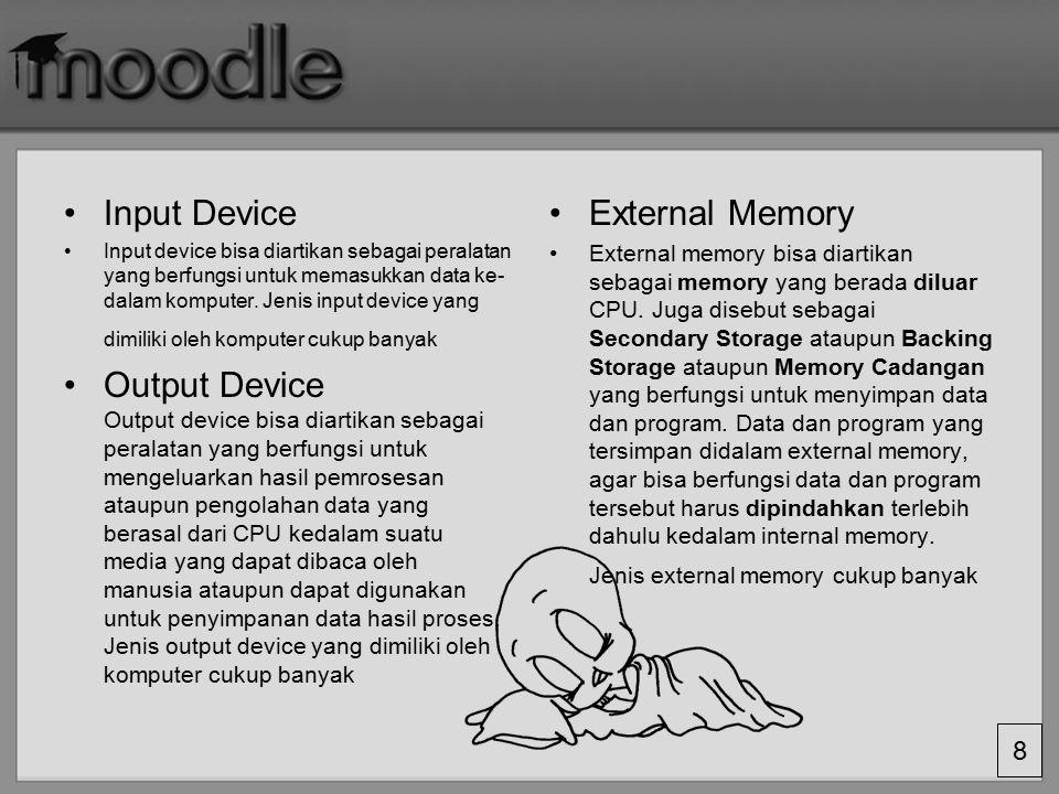Input Device