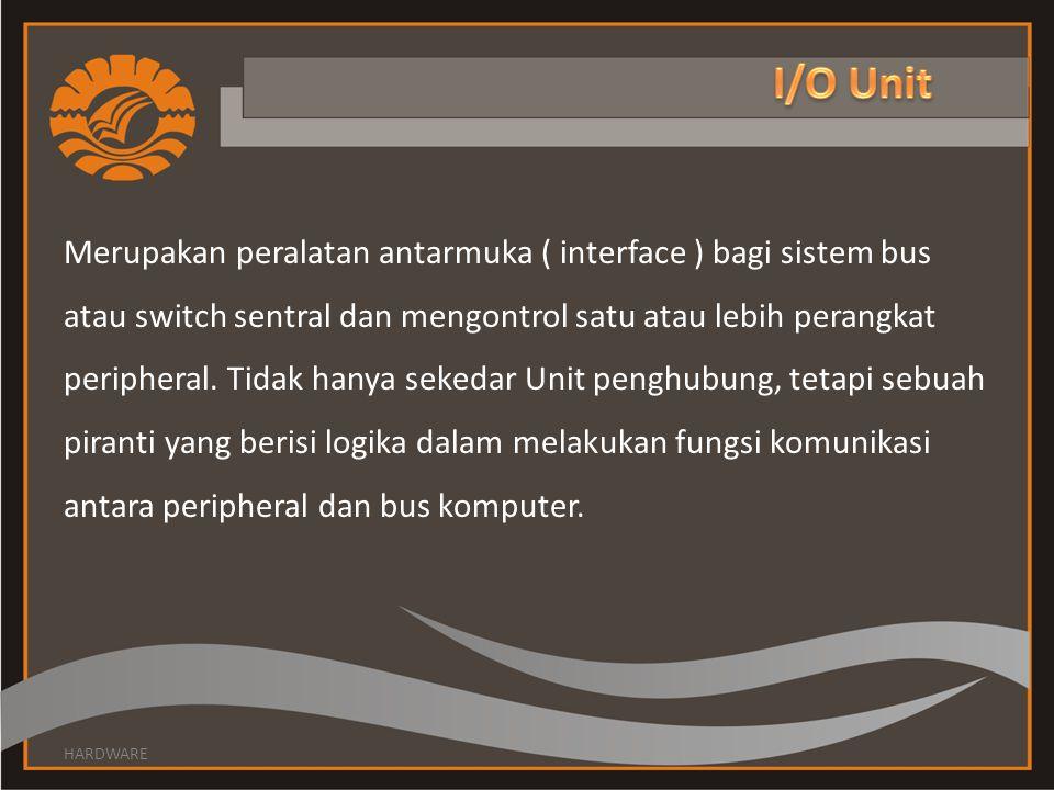 I/O Unit