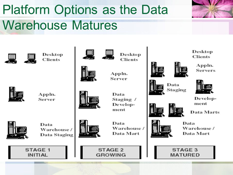 Platform Options as the Data