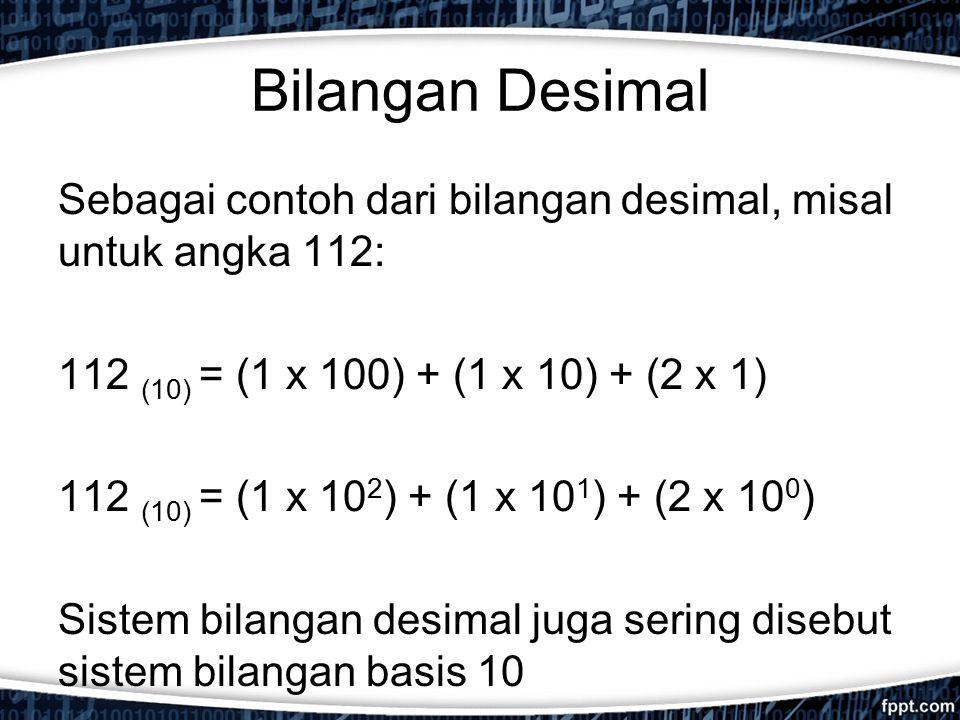 Bilangan Desimal