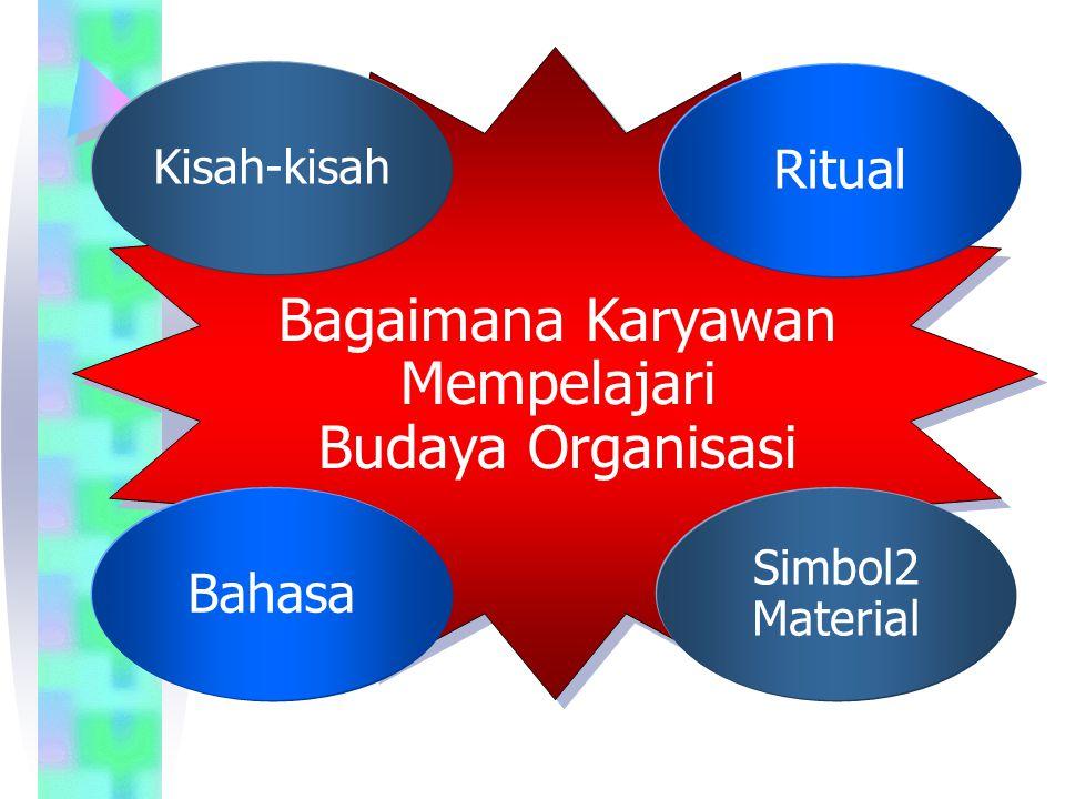 Bagaimana Karyawan Mempelajari Budaya Organisasi Ritual Bahasa
