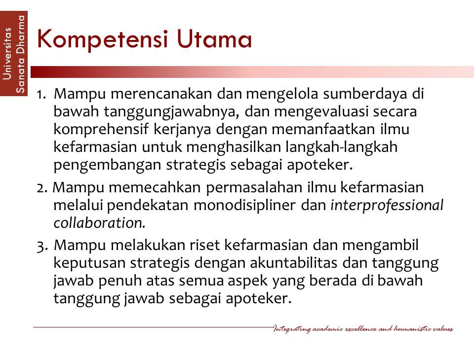 Kompetensi Utama