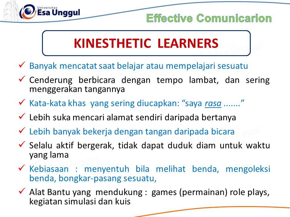 Effective Comunicarion