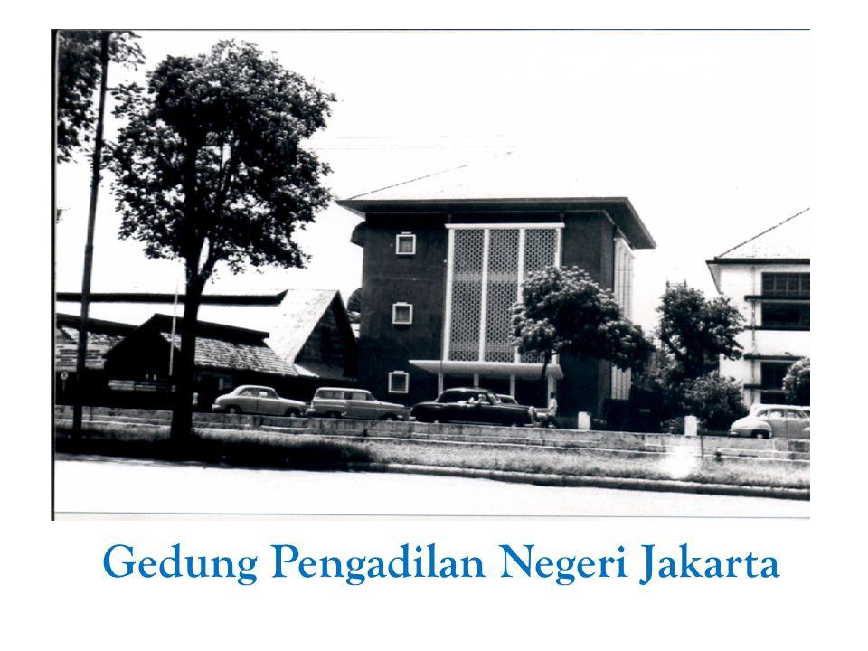 Gedung Pengadilan Negeri Jakarta