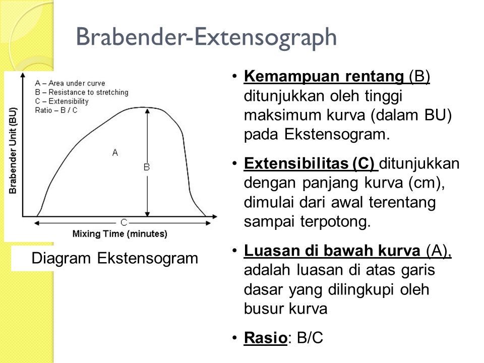 Brabender-Extensograph