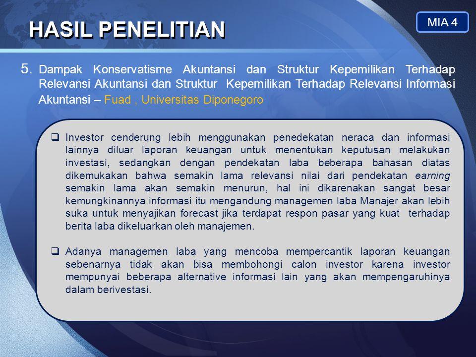 HASIL PENELITIAN MIA 4.