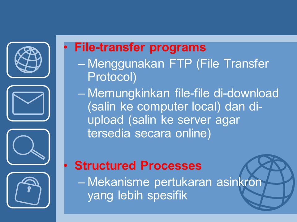 File-transfer programs