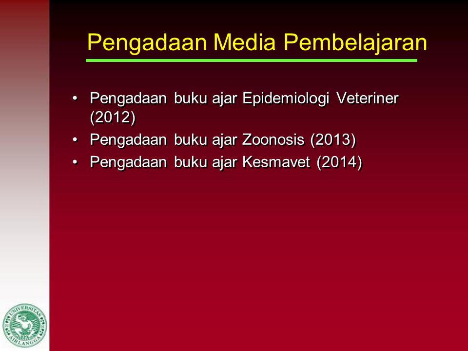 Pengadaan Media Pembelajaran
