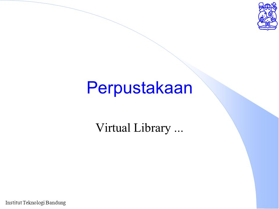 Perpustakaan Virtual Library ...