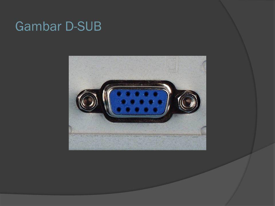 Gambar D-SUB