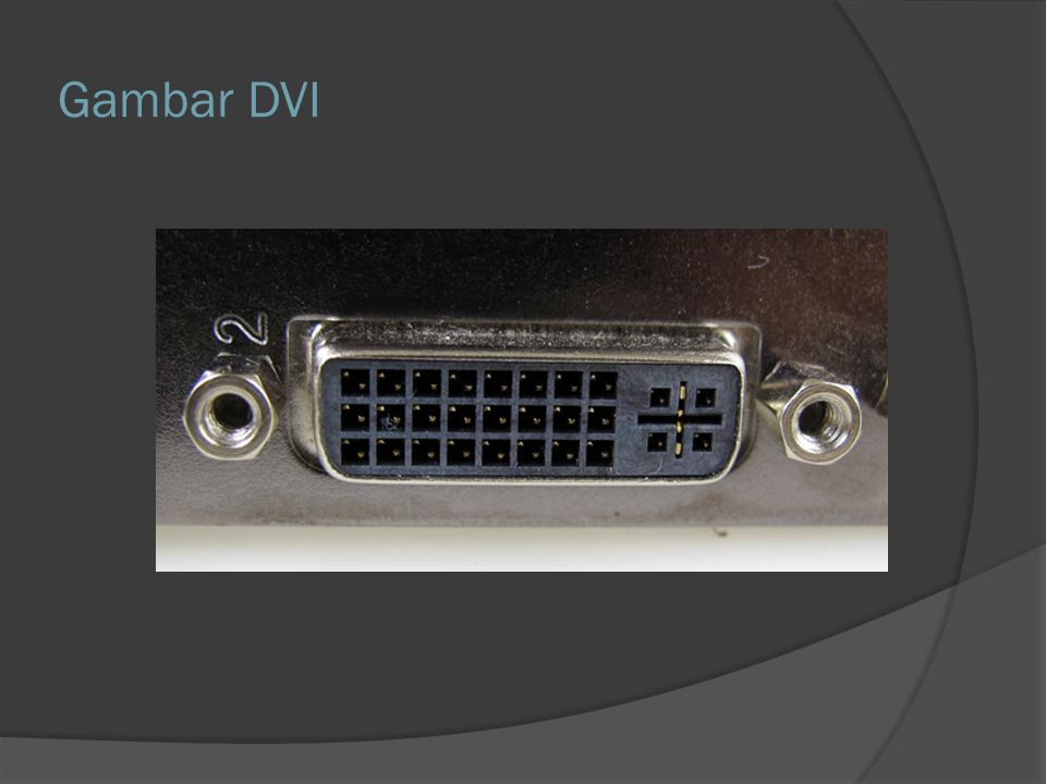 Gambar DVI