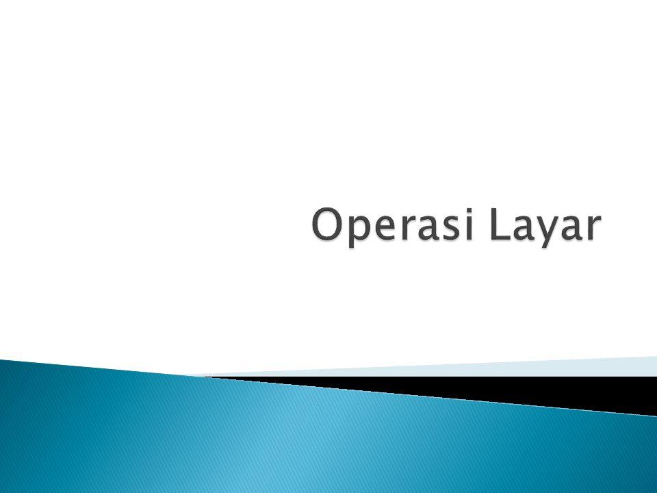 Operasi Layar