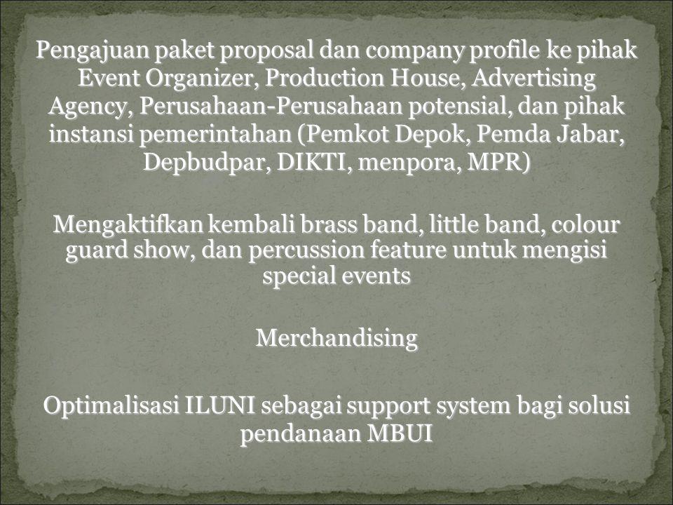 Optimalisasi ILUNI sebagai support system bagi solusi pendanaan MBUI