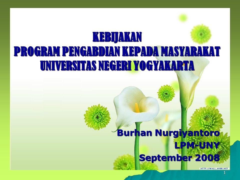 Burhan Nurgiyantoro LPM-UNY September 2008