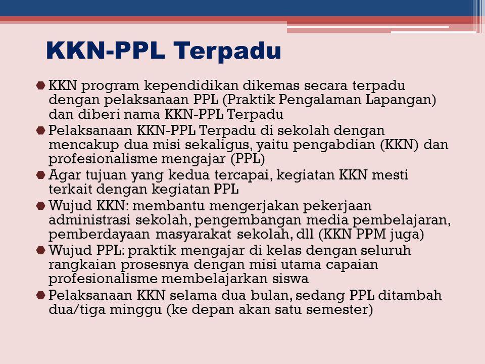 KKN-PPL Terpadu