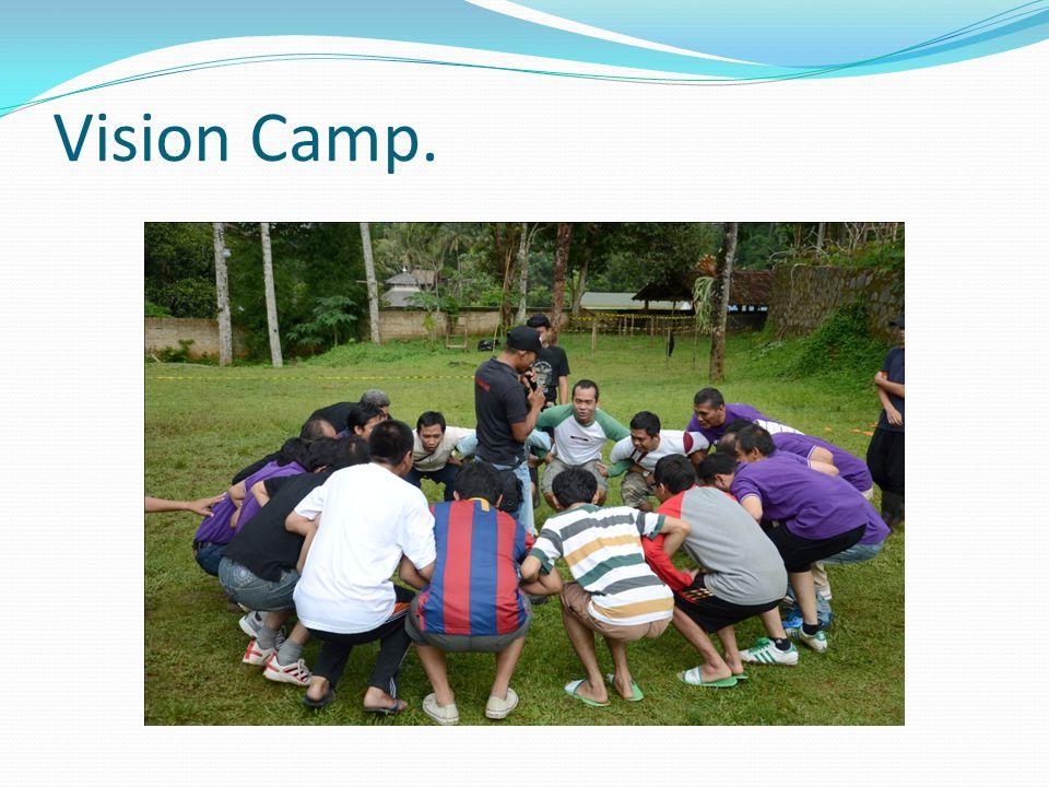 Vision Camp.