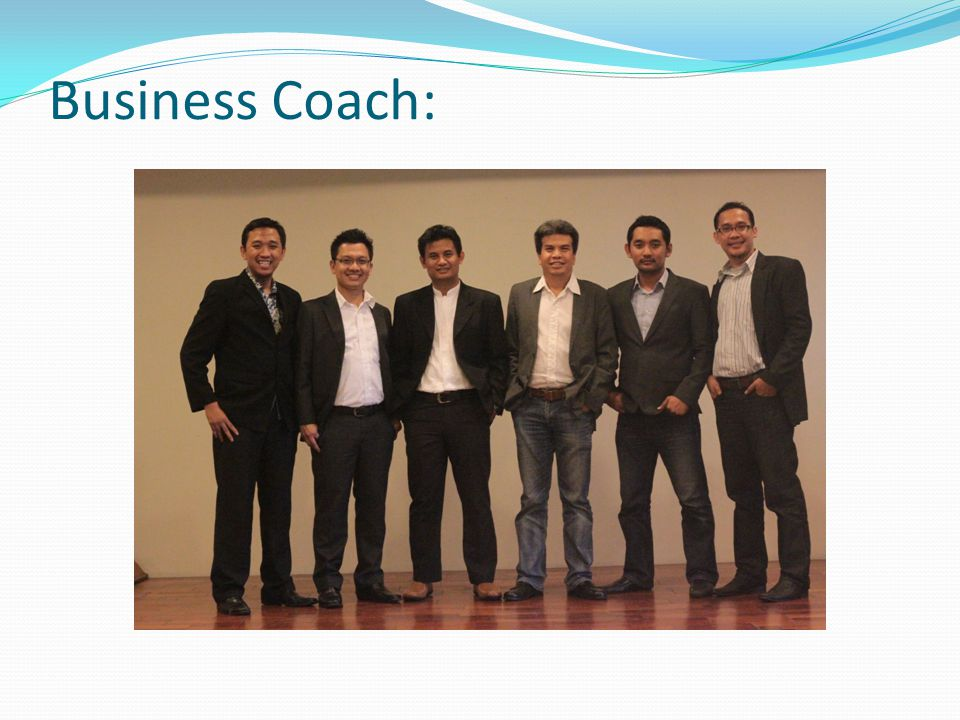 Business Coach: