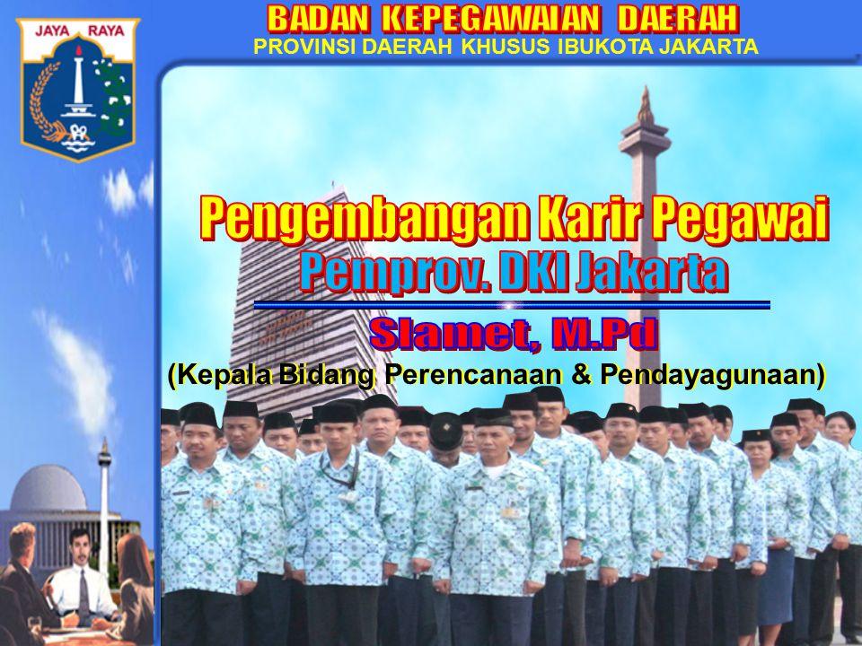 Pengembangan Karir Pegawai Pemprov. DKI Jakarta