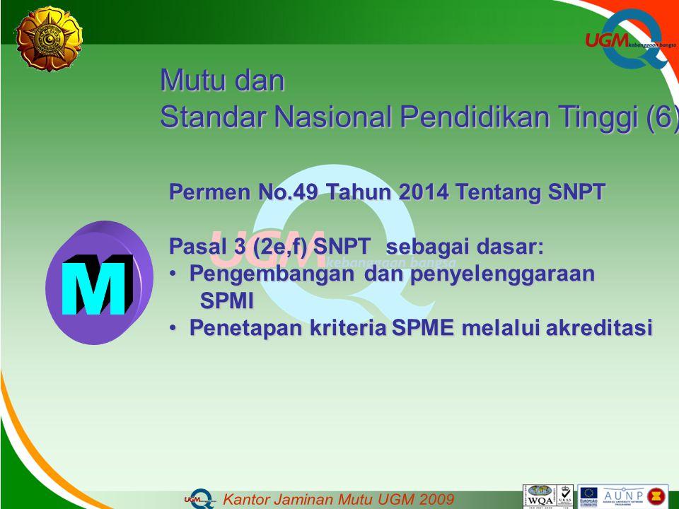 M Mutu dan Standar Nasional Pendidikan Tinggi (6)