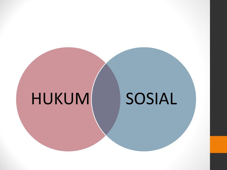 HUKUM SOSIAL