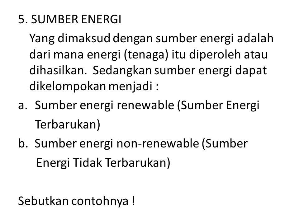 5. SUMBER ENERGI