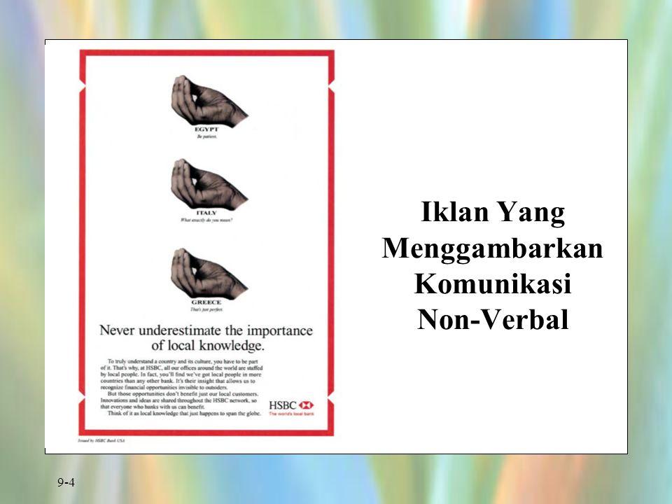 Iklan Yang Menggambarkan Komunikasi Non-Verbal