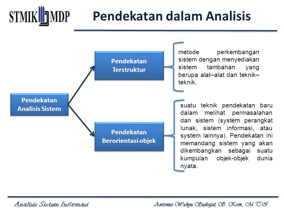 Pendekatan dalam Analisis