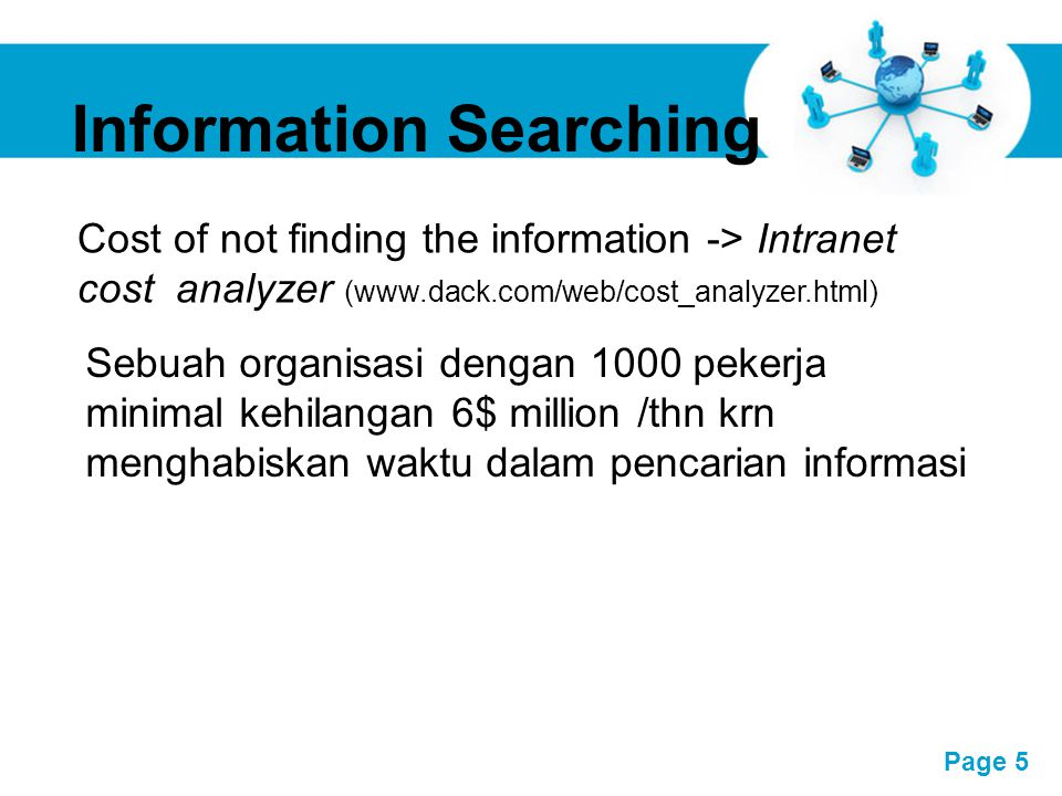 Information Searching