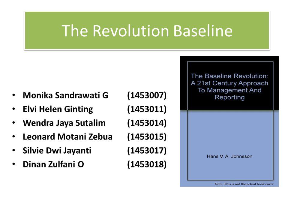 The Revolution Baseline